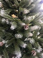 Ель Премиум с шишками, литая 2017-2018 300