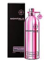 Парфюмированная вода Montale Crystal Flowers 100 ml (Монталь Кристал Флауерс)