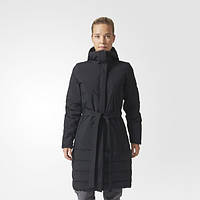 Женское пуховое пальто adidas NUVIC Long BS0973
