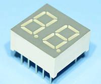 Графический индикатор E20362-I-K2-8-W семисегментный