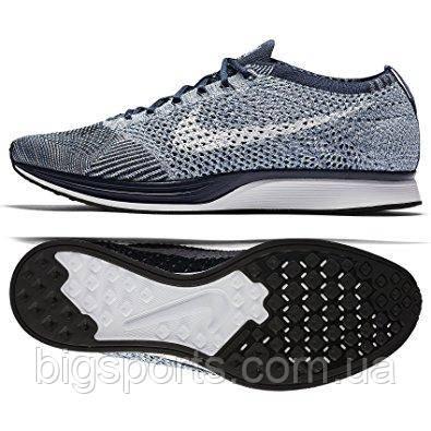 on sale ecbce ddf20 Nike Flyknit Racer Blue Tint White (арт. 862713-401)