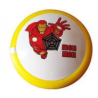 Аэромяч Hover ball железный человек ( подарок ребенку ховер бол )