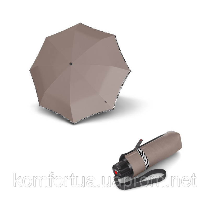 Зонт складной Knirps T.010 Small Manual Sand UV Protection  механический