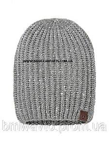 Женская вязаная шапка Mercedes-Benz Women's knitted hat