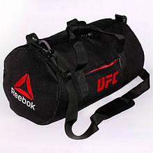 "Спортивная сумка ""ReebokUFC"" (тубус,цилиндр)"