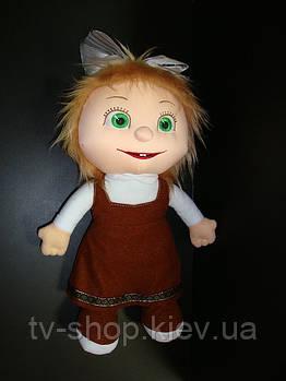 Кукла Маша-школьница