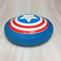Аэромяч Hover ball капитан америка ( подарок ребенку ховер бол )