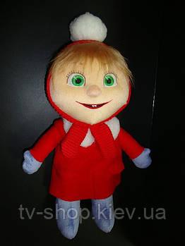 Кукла Маша в зимней одежде
