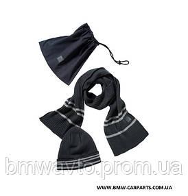 Набор из шапки и шарфа Mercedes-Benz Снято с производства!