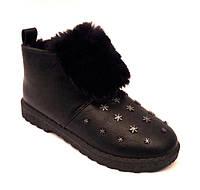 Ботинки женские зима цвета разные 0492КФМ