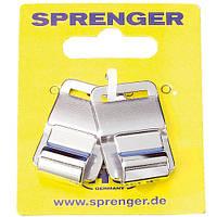 Sprenger NECK-TECH FUN звено для строгого пластинчатого ошейника, 2 шт, 3 см, нержавеющая сталь , 3 см см., нержав. сталь см.