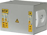 Ящик з понижаючим трансформатором ІЕК ЯТП-0.25 220/36В -2 36 УХЛ4 IP31