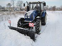 Снегоотвал Т-354 к МТЗ-80