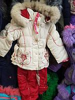 Комбинезон детский зима (р-р 80-104)