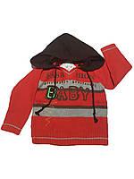 Детский свитер трансформер