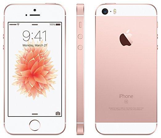 Смартфон Apple iPhone SE 2/32gb Rose Gold Оригинал Гарантия 6 мес + чехол и стекло