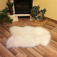 Шкура овечья большая135×80см.Фото реальное.