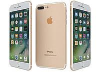 Смартфон Apple iPhone 7 Plus Gold 3/128gb 2900 мАч Гарантия 6 мес+стекло и чехол, фото 2