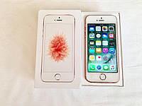 Смартфон Apple iPhone SE 2/32gb Rose Gold Оригинал Гарантия 6 мес + чехол и стекло, фото 7