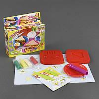 """Тесто для лепки 8510 (96) """"Сэндвич-ланч"""" в коробке"""
