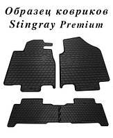 Коврики резиновые Acura Mdx 2013- (New Design) - (Комплект) Stingray