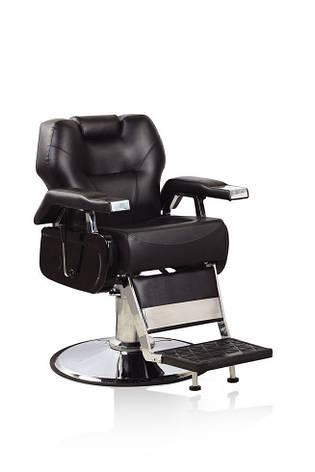 Мужское парикмахерское кресло James, фото 2