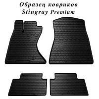 Коврики резиновые Mercedes Benz W163 ML 97- (New Design) - (Комплект) Stingray