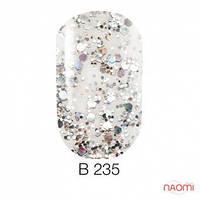 Гель-лак Naomi Brilliant Collection 235, 6 мл