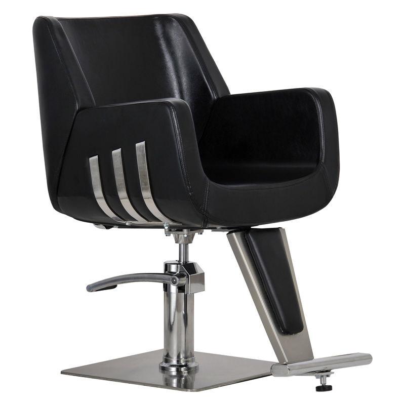 Парикмахерское кресло Enzo черное