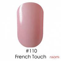 Гель-лак Naomi 110 French Touch, 6 мл