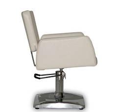Парикмахерское кресло Viva бежевое, фото 2