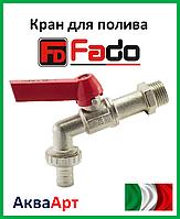 Fado кран шаровой для полива 1/2''