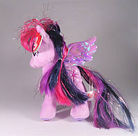 """Мягкая игрушка пони TY My Little Pony 41104 """"Twilight Sparkle"""" 15см"""