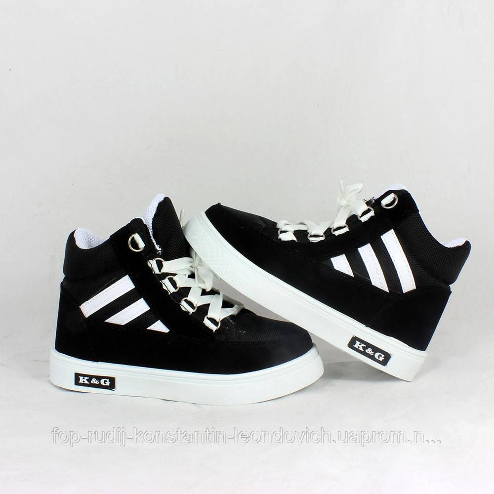 5bd1402ed02c Купить Детские зимние кроссовки Бонни черные по лучшей цене в ...