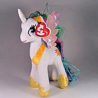 """Мягкая игрушка пони TY My Little Pony 41182 """"PRINCESS CELESTIA"""" 20см"""