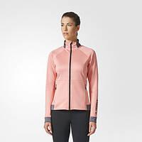 Adidas TERREX Mountainglow женский флисовый джемпер BP9452