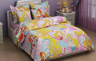Детское постельное белье ВИНКС Moon Love ранфорс 251617 (Детский)