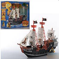 Набор пиратов M 0516 U/R корабль HN