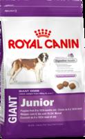Royal Canin GIANT JUNIOR сухой корм для щенков крупных пород в возрасте от 8 до 18/24 месяцев 1 кг развес