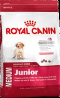 Royal Canin MEDIUM JUNIOR сухой корм для щенков средних пород в возрасте от 2 до 12 месяцев 1 развес