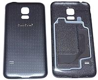 Задняя серая крышка для Samsung Galaxy S5 Mini G800 | G800A | G800F | G800H | G800HQ | G800M | G800R4 | G800Y