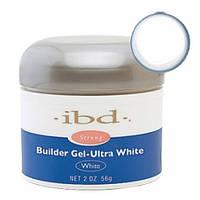 Конструирующий белый гель Builder Gel Ultra White .ibd. 56 мл 18232