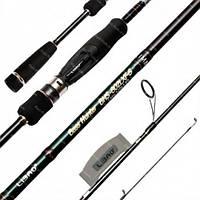 Спиннинг Bass Hunter LXF-S 3-10g 2,44 метра