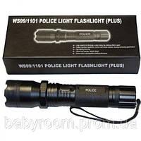 Электрошокер Police 1101 Шерхан с фонариком