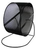 Металлический барабан для грызунов 30 см