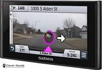GPS-навигатор автомобильный Garmin nuviCam (010-01378-10)