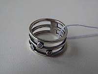 Хіт!!! Срібне кільце на фалангу пальця, фото 1
