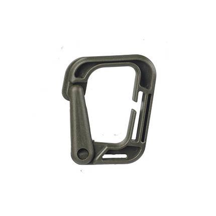 Карабин Grimloc оливковый, фото 2