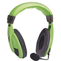 Наушники Defender Gryphon NH-750 Green (63749)