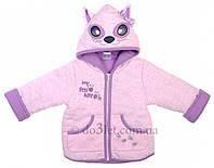 Куртка для ребенка Garden Baby 105511-02/26 р.74 сиреневый